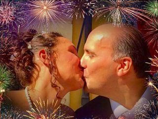Le mariage de Sandrine et René