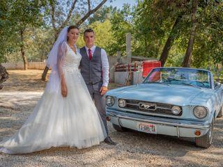 Le mariage de Maëva et Yohann