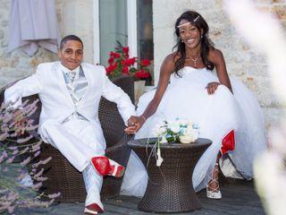 Le mariage de Jason et Laurna 1