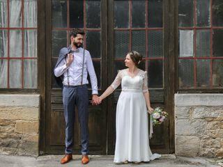 Le mariage de Chloé et Yannick