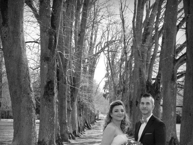 Le mariage de Eric et Perrine à Courgenay, Yonne 4