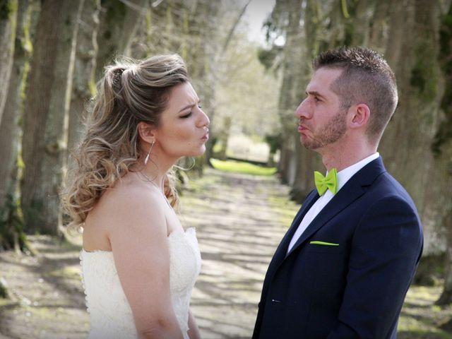 Le mariage de Eric et Perrine à Courgenay, Yonne 5