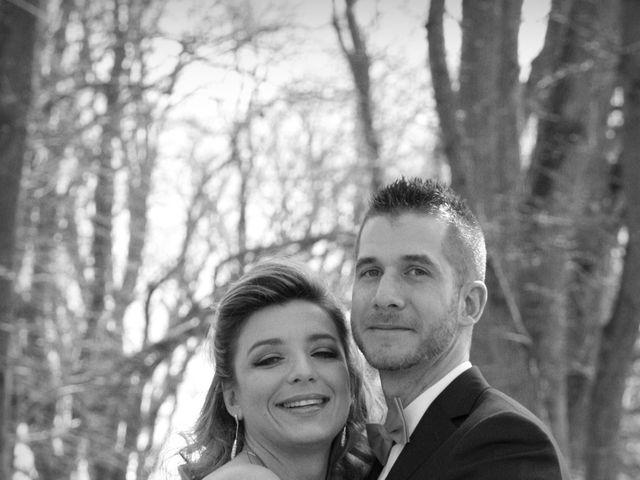 Le mariage de Eric et Perrine à Courgenay, Yonne 6