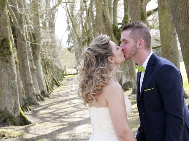 Le mariage de Eric et Perrine à Courgenay, Yonne 9