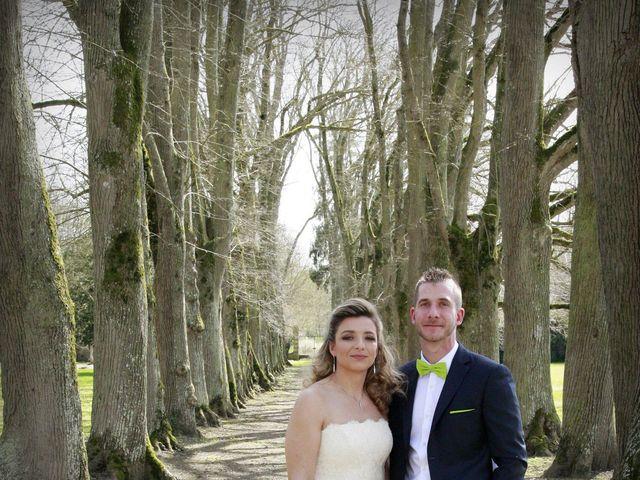 Le mariage de Eric et Perrine à Courgenay, Yonne 10