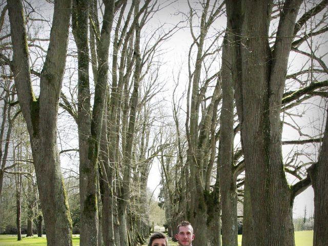 Le mariage de Eric et Perrine à Courgenay, Yonne 11