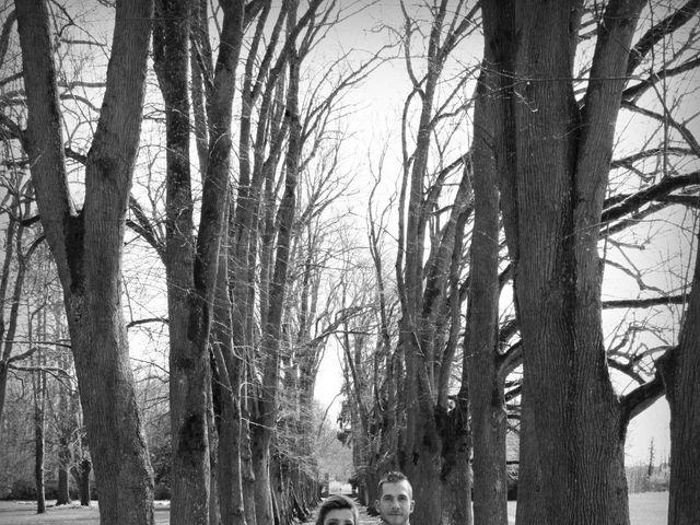 Le mariage de Eric et Perrine à Courgenay, Yonne 12