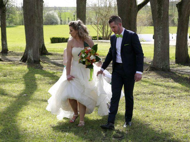 Le mariage de Eric et Perrine à Courgenay, Yonne 13