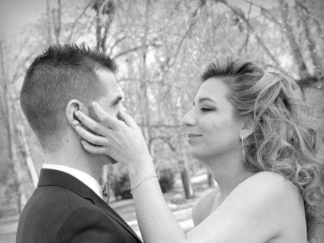 Le mariage de Eric et Perrine à Courgenay, Yonne 17