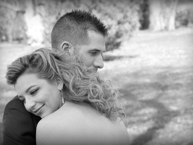 Le mariage de Eric et Perrine à Courgenay, Yonne 1