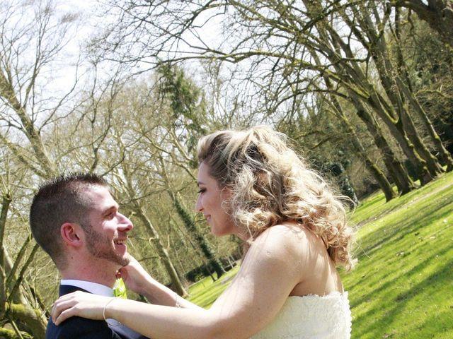 Le mariage de Eric et Perrine à Courgenay, Yonne 25