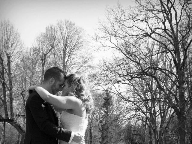 Le mariage de Eric et Perrine à Courgenay, Yonne 28