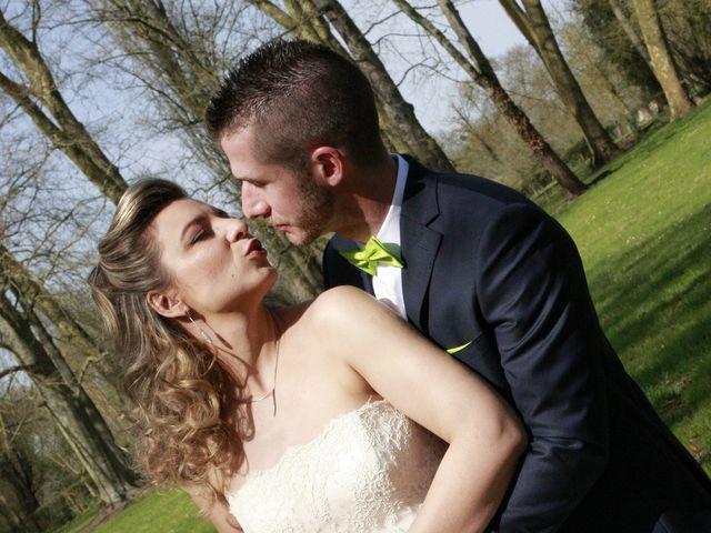 Le mariage de Eric et Perrine à Courgenay, Yonne 2