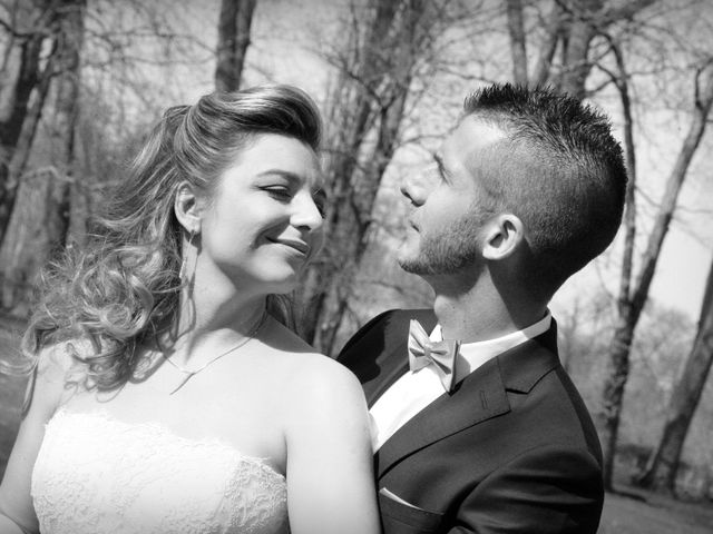 Le mariage de Eric et Perrine à Courgenay, Yonne 36