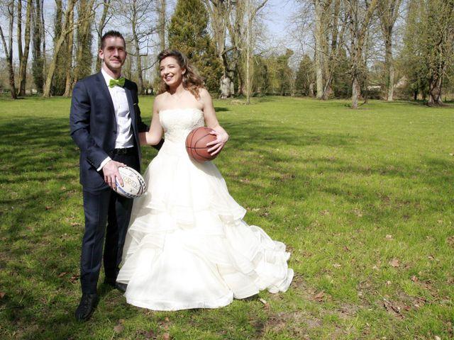 Le mariage de Eric et Perrine à Courgenay, Yonne 39