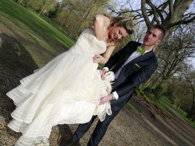 Le mariage de Eric et Perrine à Courgenay, Yonne 46