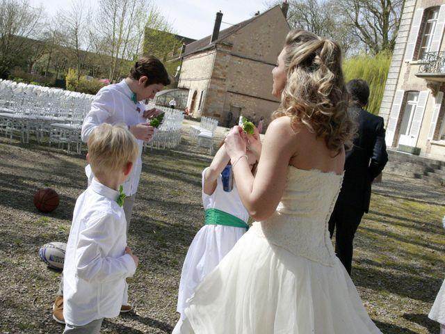 Le mariage de Eric et Perrine à Courgenay, Yonne 47