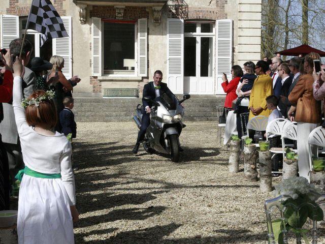 Le mariage de Eric et Perrine à Courgenay, Yonne 55