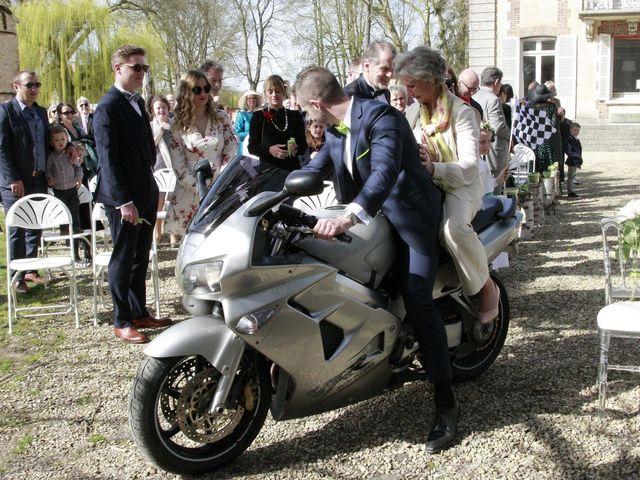 Le mariage de Eric et Perrine à Courgenay, Yonne 61