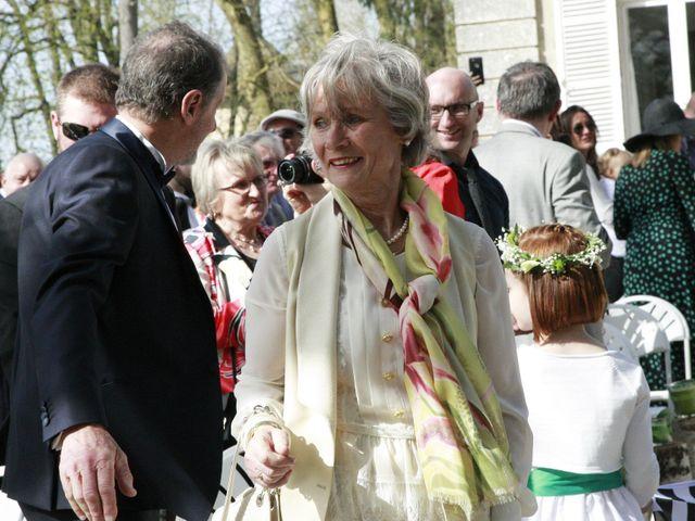 Le mariage de Eric et Perrine à Courgenay, Yonne 62