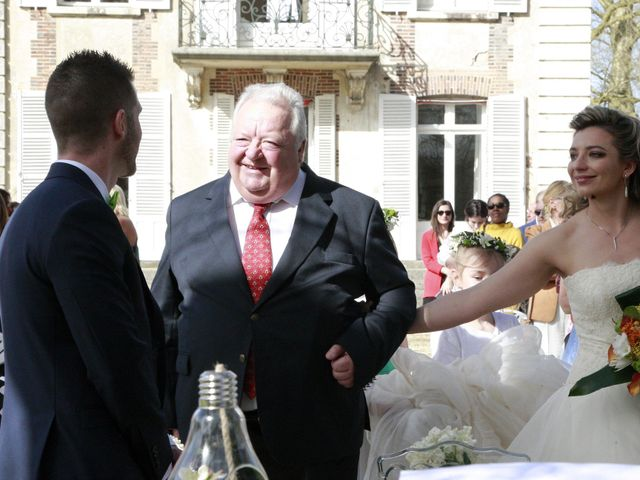 Le mariage de Eric et Perrine à Courgenay, Yonne 69