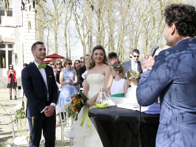 Le mariage de Eric et Perrine à Courgenay, Yonne 72