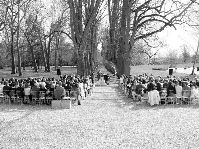 Le mariage de Eric et Perrine à Courgenay, Yonne 74