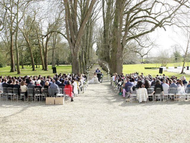 Le mariage de Eric et Perrine à Courgenay, Yonne 75