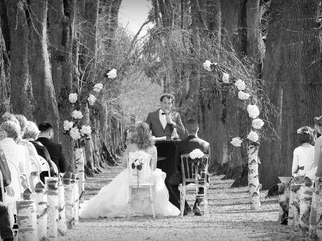 Le mariage de Eric et Perrine à Courgenay, Yonne 76