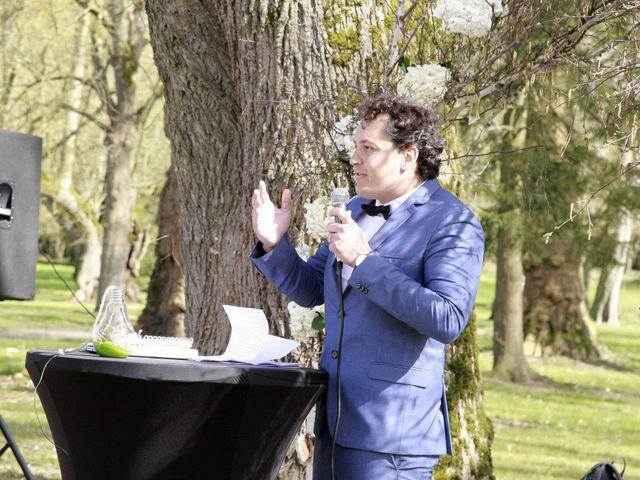 Le mariage de Eric et Perrine à Courgenay, Yonne 77