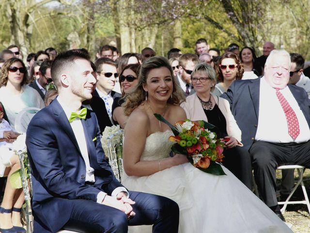 Le mariage de Eric et Perrine à Courgenay, Yonne 78