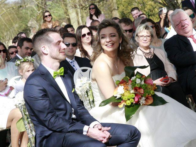 Le mariage de Eric et Perrine à Courgenay, Yonne 81