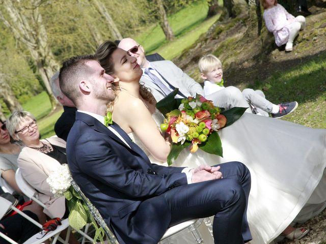 Le mariage de Eric et Perrine à Courgenay, Yonne 83