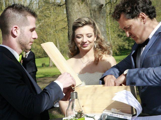 Le mariage de Eric et Perrine à Courgenay, Yonne 90