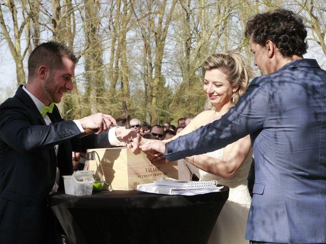 Le mariage de Eric et Perrine à Courgenay, Yonne 94