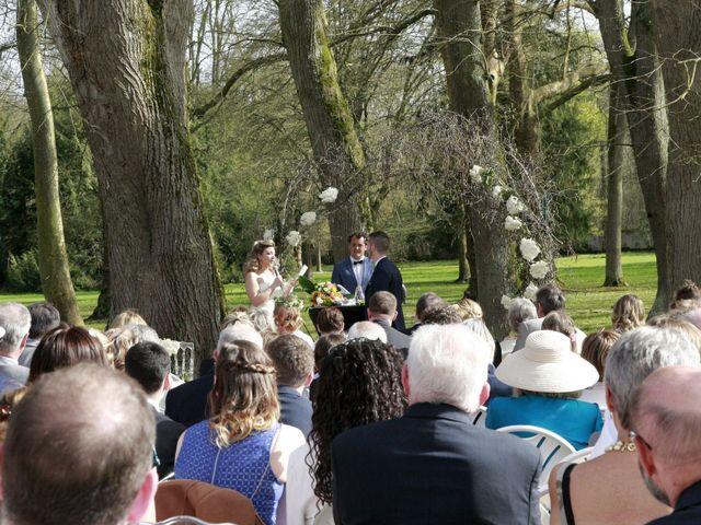 Le mariage de Eric et Perrine à Courgenay, Yonne 100