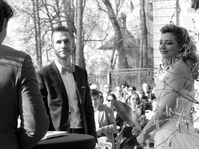 Le mariage de Eric et Perrine à Courgenay, Yonne 106