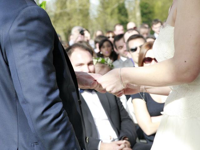 Le mariage de Eric et Perrine à Courgenay, Yonne 111