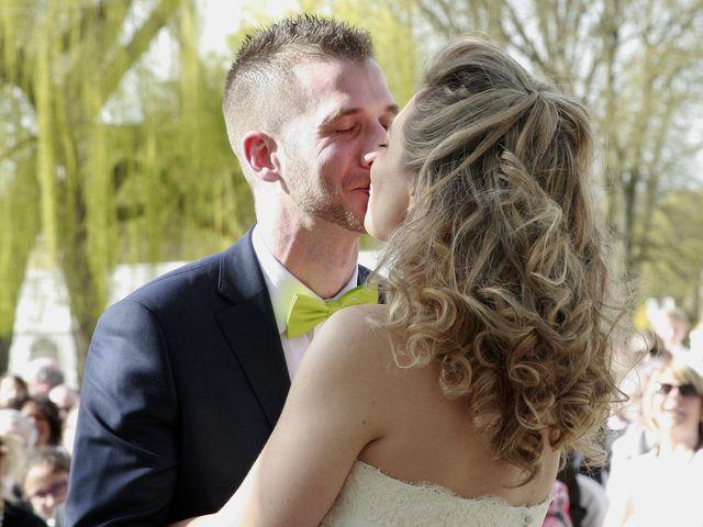 Le mariage de Eric et Perrine à Courgenay, Yonne 114