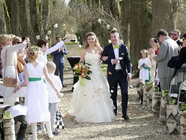 Le mariage de Eric et Perrine à Courgenay, Yonne 119