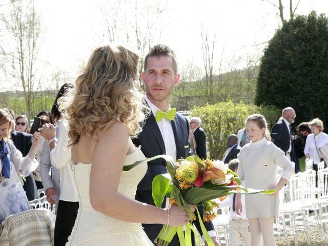 Le mariage de Eric et Perrine à Courgenay, Yonne 121
