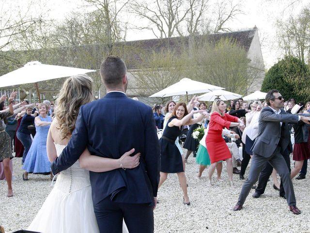 Le mariage de Eric et Perrine à Courgenay, Yonne 133