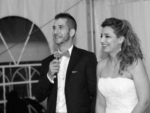 Le mariage de Eric et Perrine à Courgenay, Yonne 140