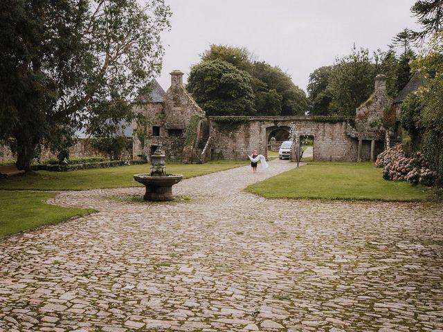 Le mariage de Florian et Maëlle à Bohars, Finistère 38