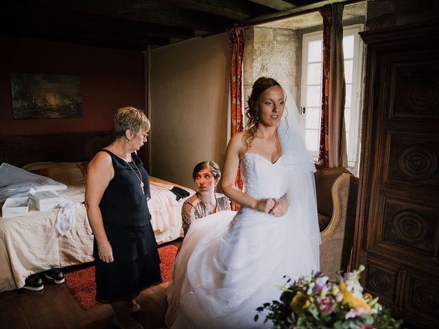 Le mariage de Florian et Maëlle à Bohars, Finistère 42