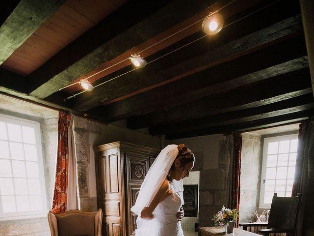 Le mariage de Florian et Maëlle à Bohars, Finistère 46