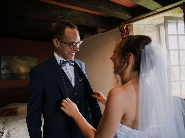 Le mariage de Florian et Maëlle à Bohars, Finistère 57