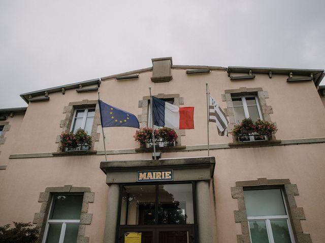 Le mariage de Florian et Maëlle à Bohars, Finistère 62