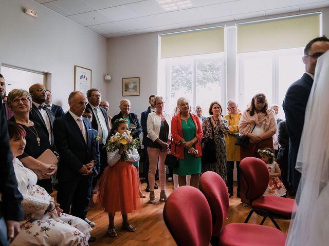 Le mariage de Florian et Maëlle à Bohars, Finistère 69
