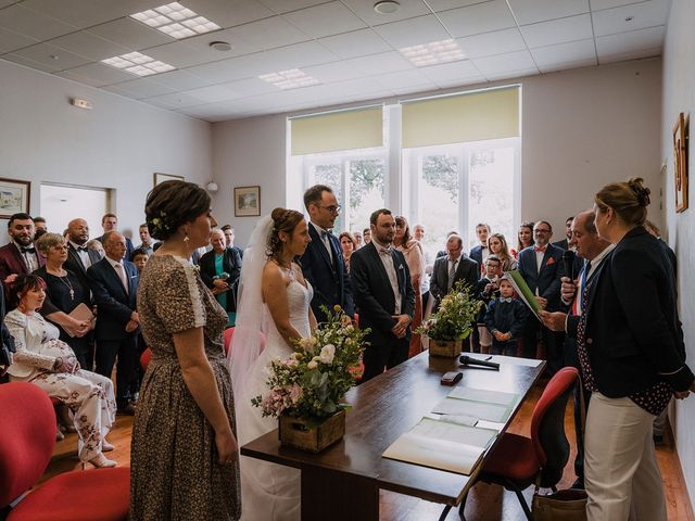 Le mariage de Florian et Maëlle à Bohars, Finistère 70